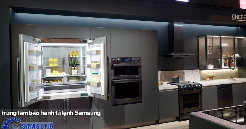 Bảo hành sửa tủ lạnh samsung tại nhà